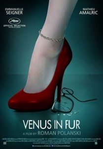 Venus in Fur poster
