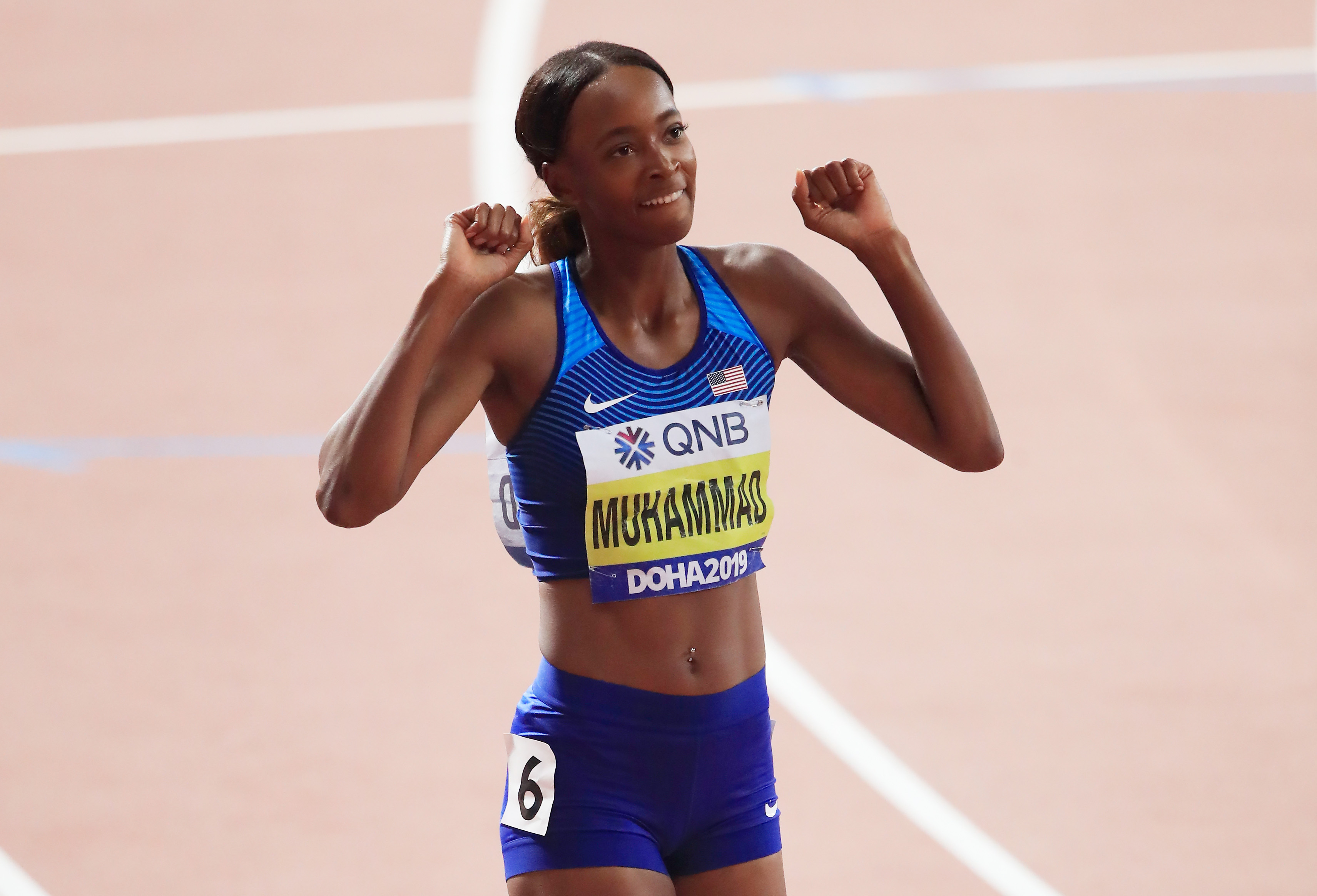 (Getty Images for IAAF)